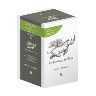 Les Parcellaires de L'Herré, Sauvignon Blanc - BIB 5L