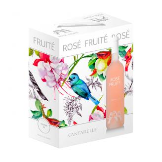 Cantarelle Rosé Fruité 2020 doux (1 x 3 l)